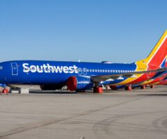 Southwest Airlines aumenta pedidos a 34 Boeing 737 MAX 7